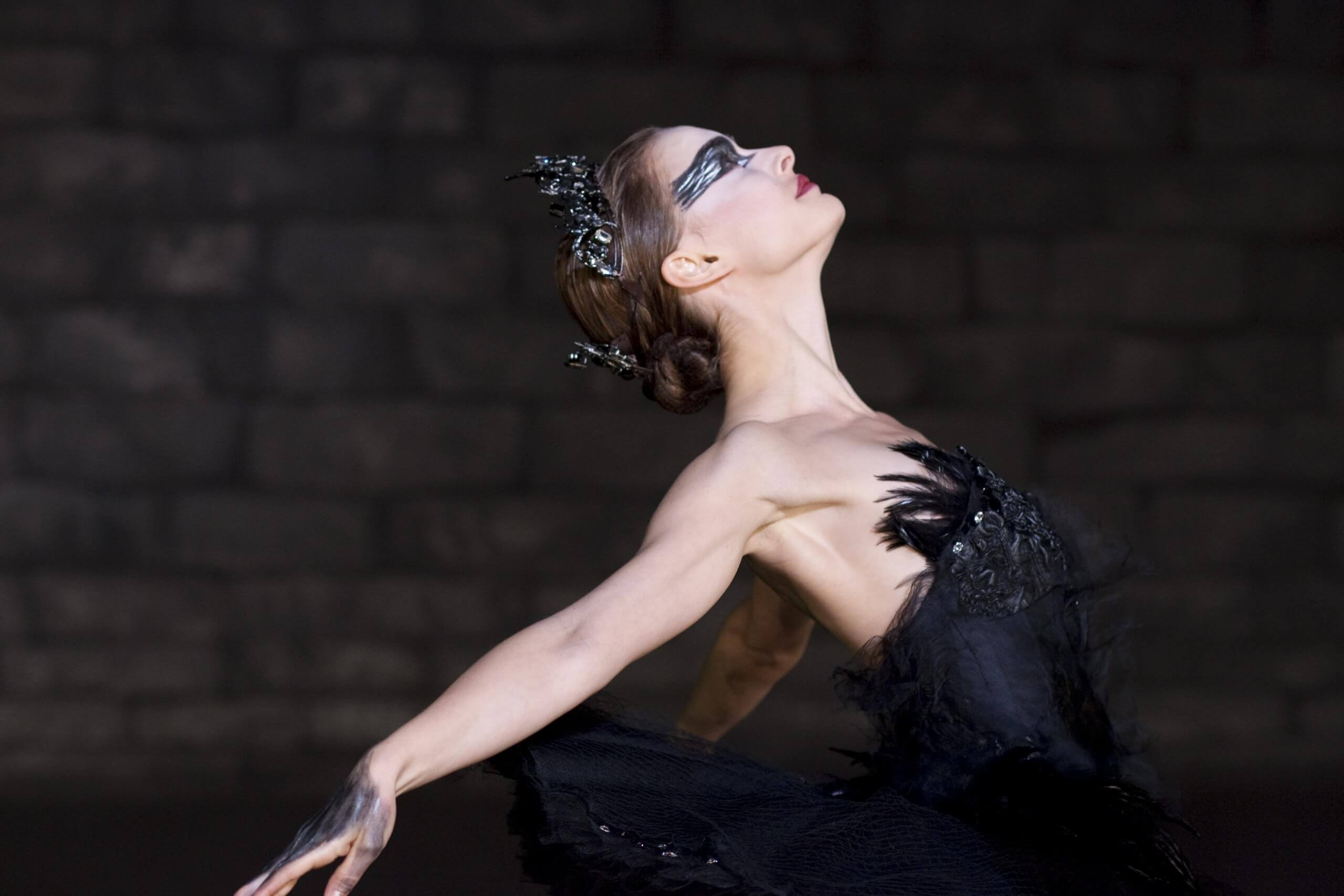 "Natalie Portmann in ""The Black Swan"""