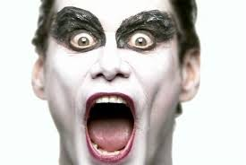"Jim Carrey nella parodia de ""The Black Swan"""
