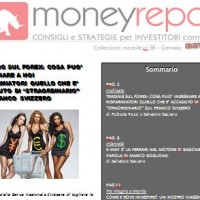 E' ONLINE MONEYREPORT REVIEW (in pdf) DI GENNAIO