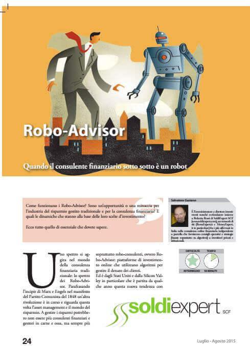 RoboAdvisor MyAdvice