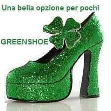 Scarpetta verde