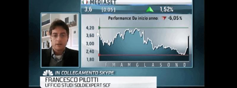 Telecom acquista valore grazie all'assalto di Vivendi a Mediaset. Intanto il dollaro vola.