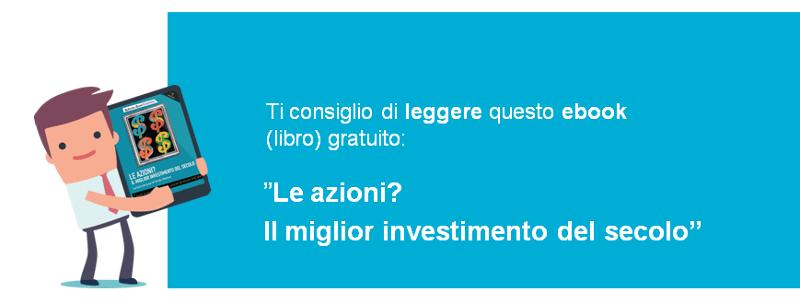 Ebook azioni miglior investimento