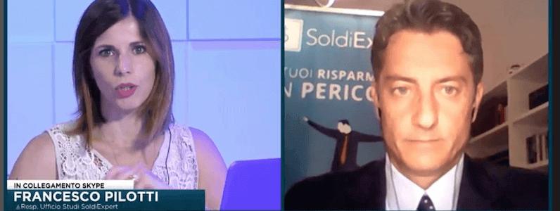 PIAZZA AFFARI RESTA FRA LE BORSE PIU' FORTI MA DAI MERCATI INTERNAZIONALI ARRIVANO SEGNALI DI POSSIBILE DETERIORAMENTO