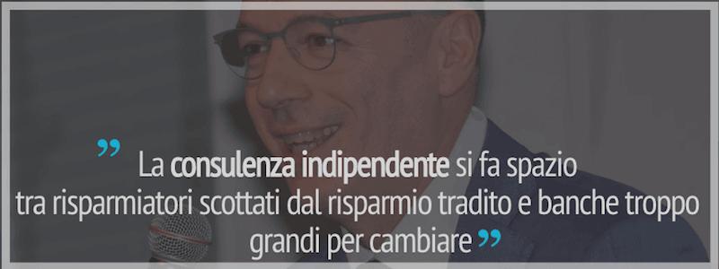 Consulenza finanziaria: ecco come sta cambiando il settore in Italia. Intervista a Salvatore Gaziano