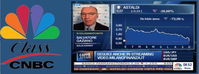 Spread, ora si balla forte. Telecom Italia e Astaldi, che botte!