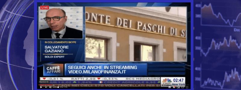 MPS contagia le banche italiane. La BCE ordina più pulizia sui prestiti problematici