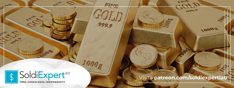 Investire in oro? Cosa sapere, cosa comprare (e non). Un video tutorial per orientarsi fra monete, lingotti, ETF, ETC e fondi auriferi