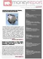 E' ONLINE MONEYREPORT REVIEW (in pdf) di AGOSTO