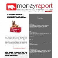 E' ONLINE MONEYREPORT REVIEW (in pdf) DI NOVEMBRE
