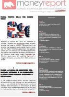 E' ONLINE MONEYREPORT REVIEW (in pdf) di MAGGIO