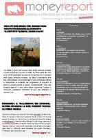 E' ONLINE MONEYREPORT REVIEW (in pdf) DI SETTEMBRE