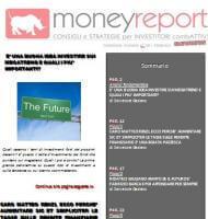 E' ONLINE MONEYREPORT REVIEW (in pdf) DI FEBBRAIO
